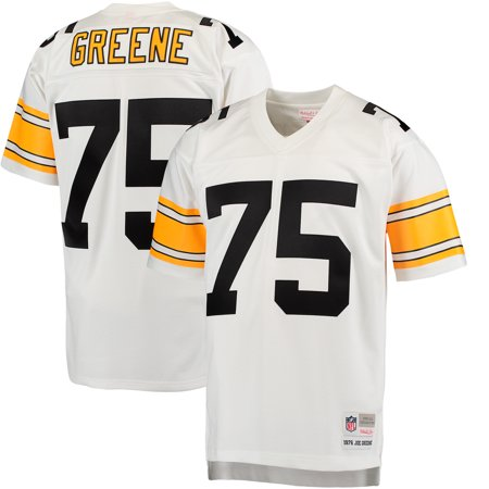 sale retailer 74a5f bd2dd Kevin Greene Pittsburgh Steelers Throwback Jersey