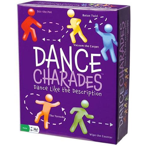 Pressman Toy Dance Charades Game