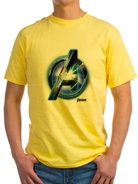 a974ede8 Product Image CafePress - Avengers Endgame Logo Light T Shirt - Light T- Shirt - CP