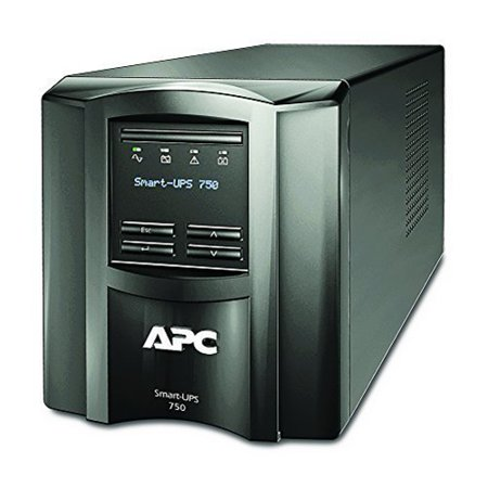APC SMT750C 750VA Smart-UPS with SmartConnect Remote Monitoring App