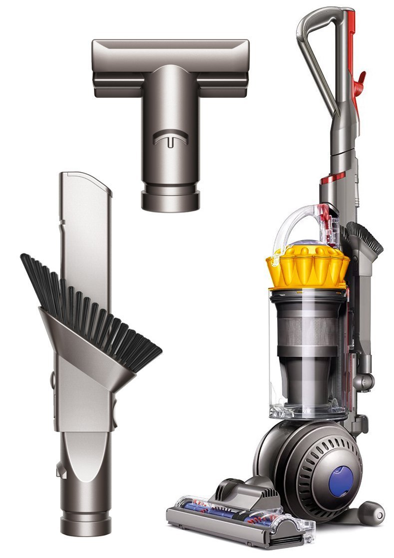 dyson ball multi floor bagless upright vacuum cleaner stair tool combination tool