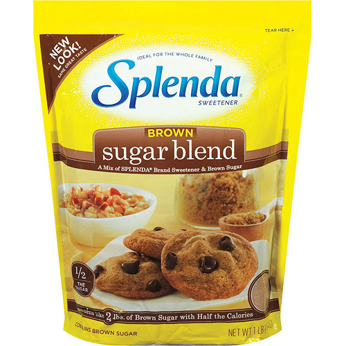Splenda Brown Sugar Blend, 16 oz Resealable Bag