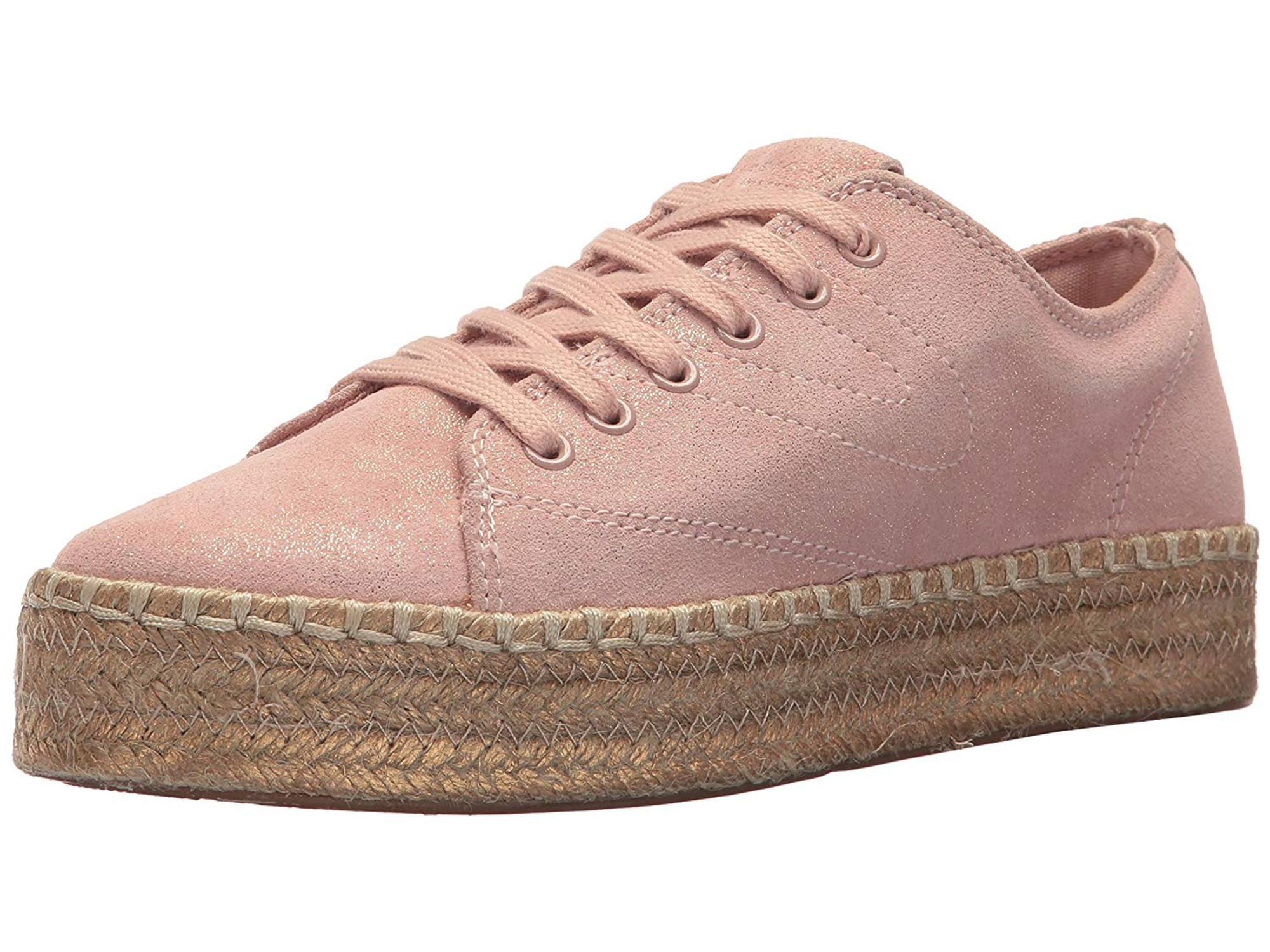 Tretorn Women's Eve2 Sneaker, Soft Blush, Size 6.5 by Tretorn