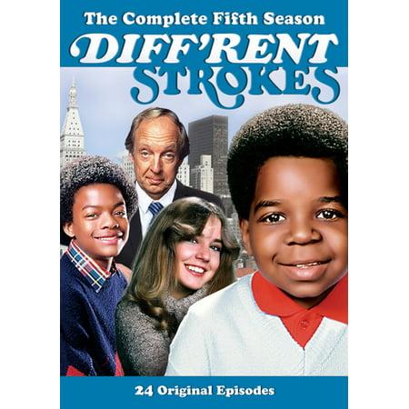 Diff'Rent Strokes: Season Five (DVD) ()