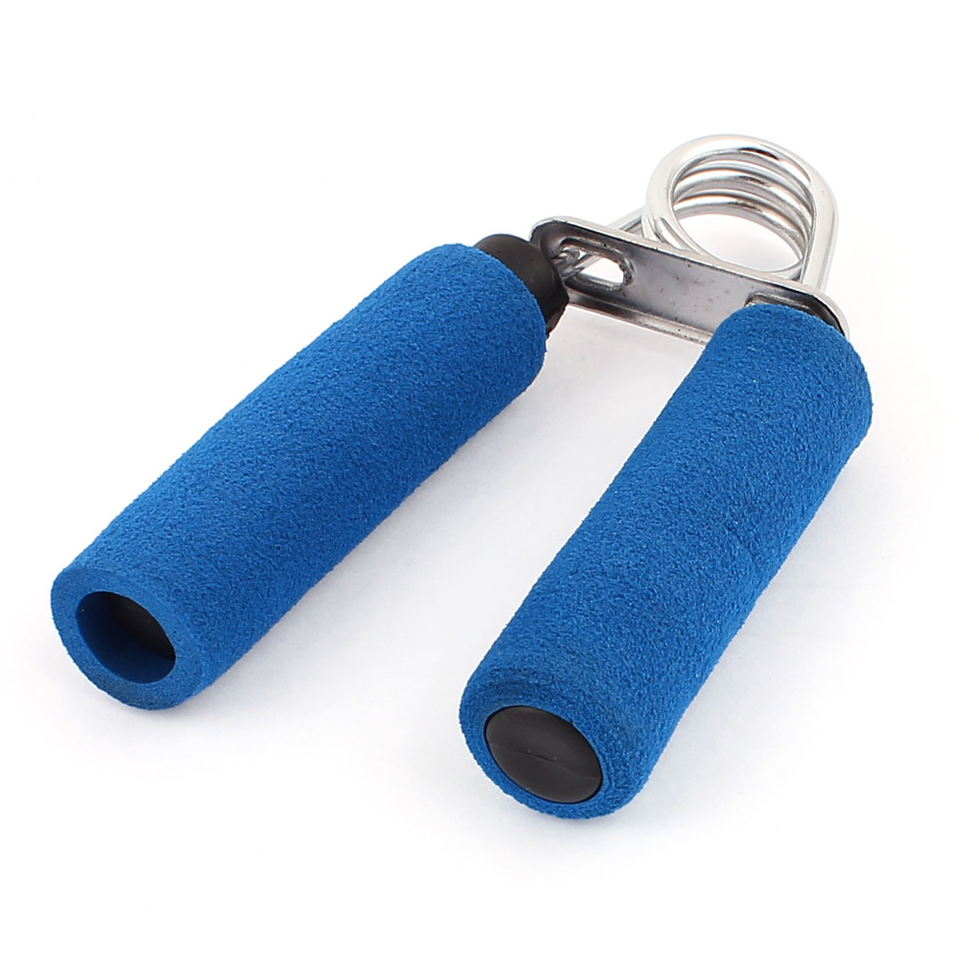 Foam Handle Strength Exerciser Hand Grippers Forearm Grips Tool Dark Blue