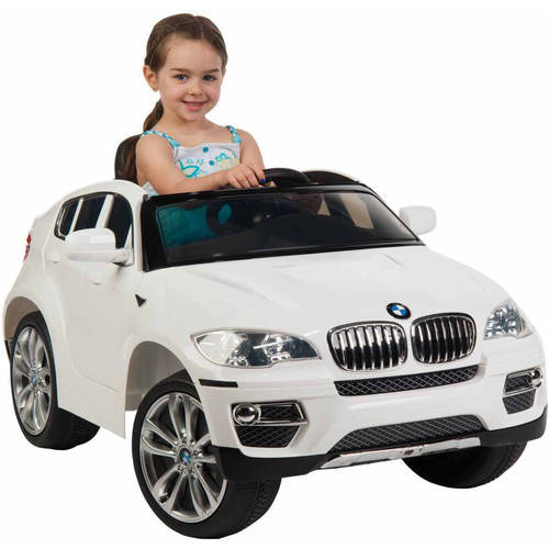BMW X6 6-Volt Electric Battery-Powered Ride-On Toy, by Huffy