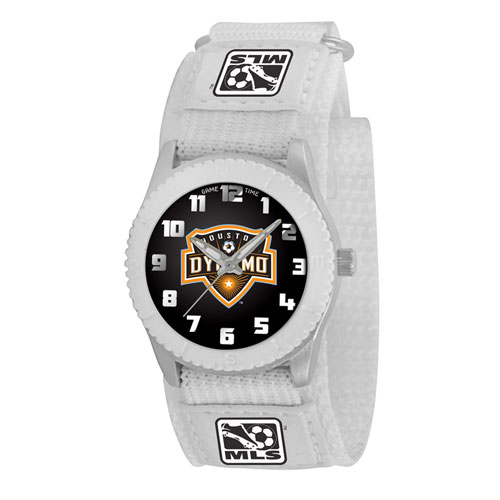 Houston Dynamo White Rookie Watch