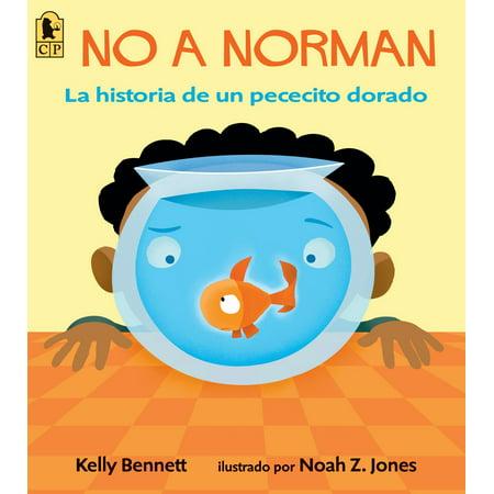 No a Norman : La historia de un pececito dorado](Historia De Bruxas Halloween)