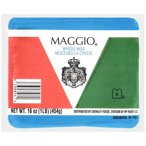 Maggio Whole Milk Mozzarella Cheese, 16 oz