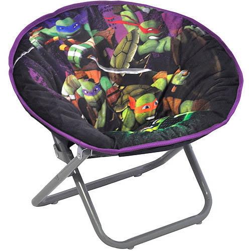 Nickelodeon Ninja Turtles Mini Saucer Chair by Nickelodeon