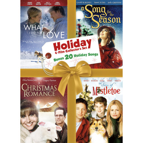 Holiday Collection Set - Volume 15: A Christmas Romance / The Sons Of Mistletoe / A Song For The Season / What I Did For Love