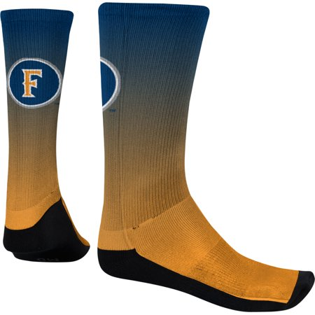 Men's California State University Fullerton Fade Sublimated Socks (Fullerton Mall)