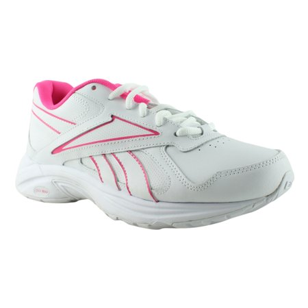9960f2a7df88 Reebok - New Reebok Womens Walk Ultra V Dmx Max White Walking Shoes Size  5.5 - Walmart.com