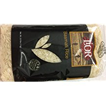 Lior Basmatic Rice Premium All Natural Quality 2.2 Oz. Pack Of 3.