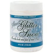 Aleene's Glitter Snow, 4 oz
