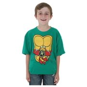 Boys TMNT Raphael Costume T-Shirt