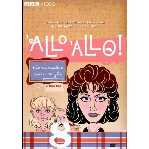 Allo 'Allo!: The Complete Series 8