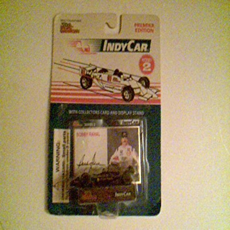 Indy Car - Series 2 Premier Edition with Collectors Card ...