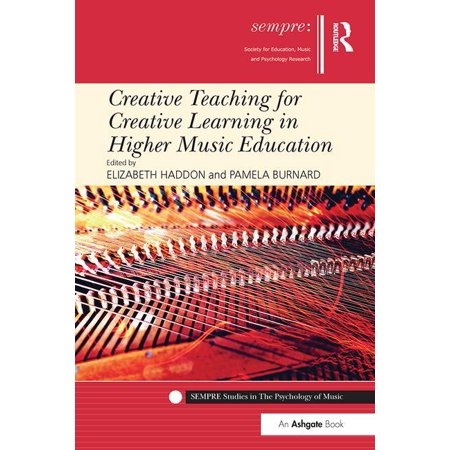 Creative Teaching for Creative Learning in Higher Music Education Creative Teaching Maps