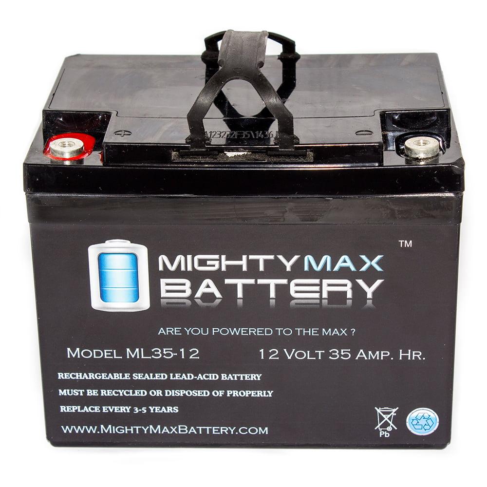 12V 35AH SLA Internal Thread Battery for E;J HOT WHEELS K...