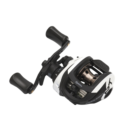 Quantum Accurist Baitcast Reel RH 6+1BB 6.3:1 12lb/120yds