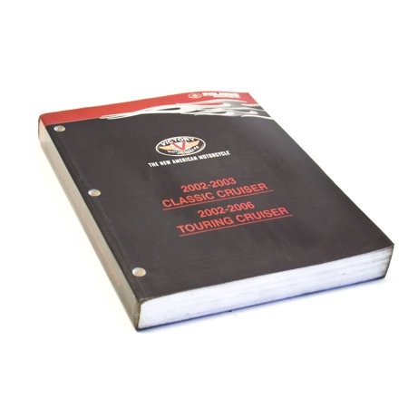 2002-03 Classic Cruiser/2002-06 Touring Cruiser Service Manual