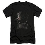 Relic Men's  Scary Monster Slim Fit T-shirt Black