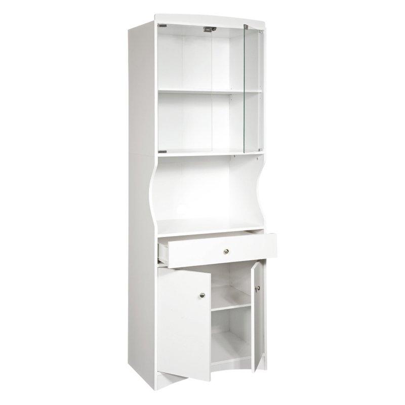 Home Source Microwave Cabinet - Walmart.com