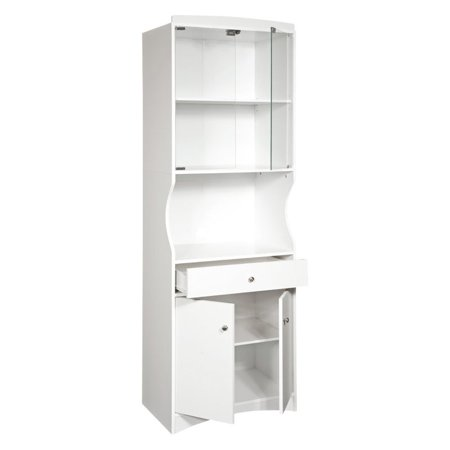 Home Source Microwave Cabinet