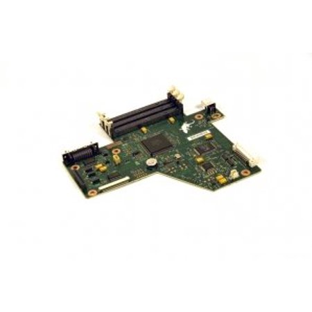 HP C4261-60001 OEM - Formatter board - Main Logic PCA - LIU board connects -