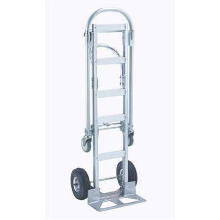 Wesco Industrial Products Convertible Hand Truck   Platform Dolly