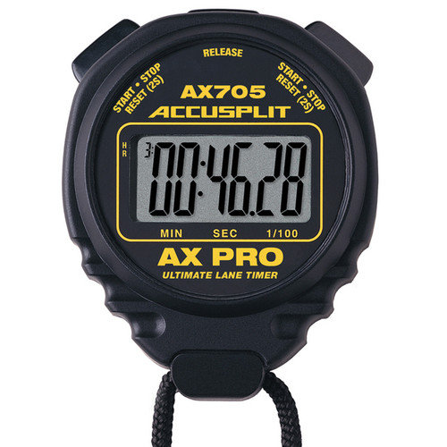 Accusplit AX705 AX Pro Series Stopwatch