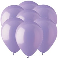Lavender 11 inch Latex Balloons (12 count)