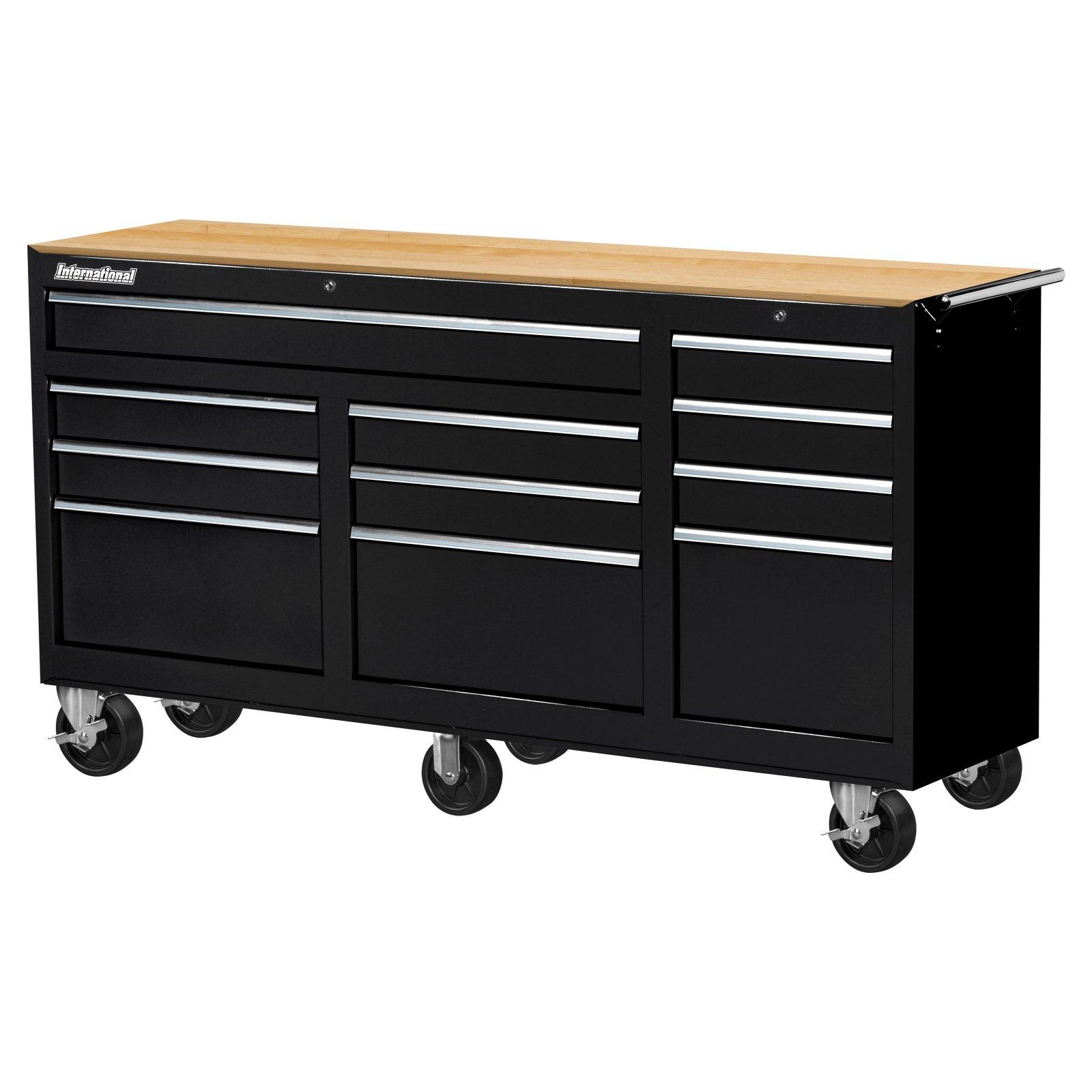 SPG-International Ltee Workshop Series 11 Drawer Mobile Cabinet