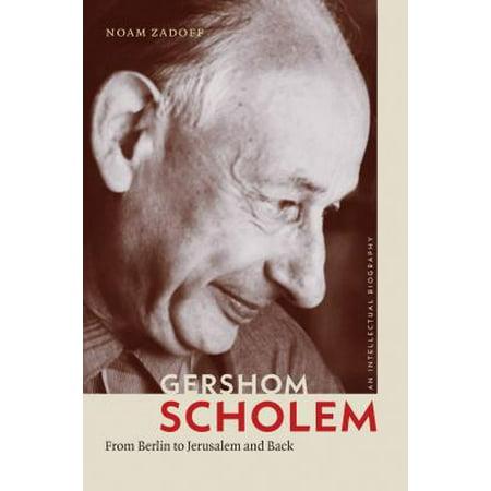 Tauber Institute Series - Gershom Scholem : From Berlin to Jerusalem and Back