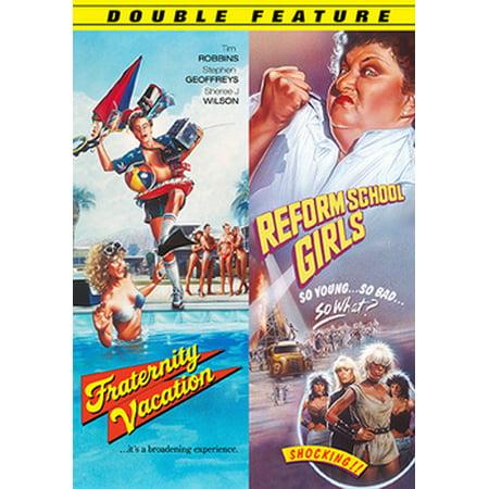 FRATERNITY VACATION/REFORM SCHOOL GIRLS (DVD) (2DISCS) (DVD)](Tiffanys Girls)
