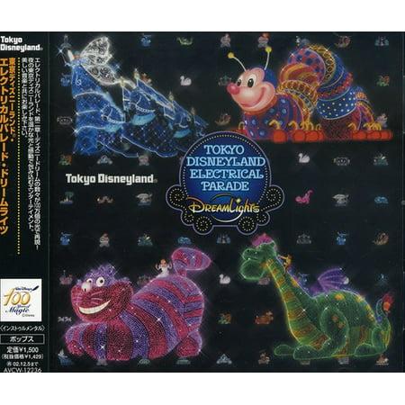 Tokyo Disneyland Electrical - Halloween Parade Disneyland