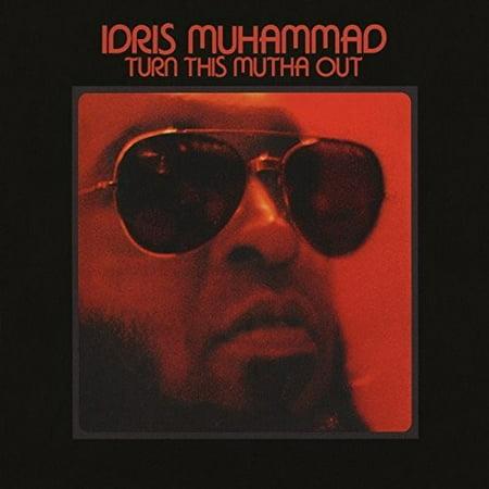 Turn This Mutha Out (Vinyl) (Idris Muhammad Turn This Mutha Out Vinyl)