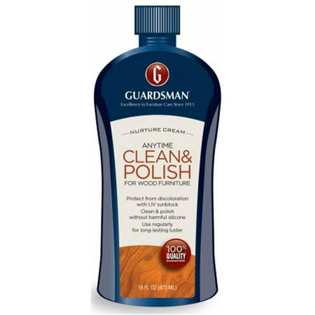 Guardsman Valspar 461500 16 Oz Cream Wood Polish Walmart Canada