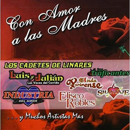 Con Amor A Las Madres (Las Mananitas Con Pedrito Fernandez Cuando Era Nino)