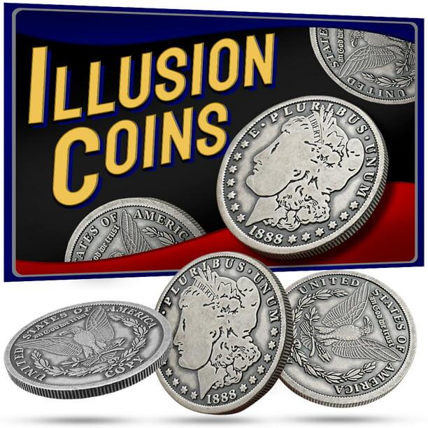 coin illusion tricks
