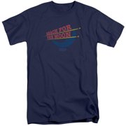 Moon Pie Reach For The Moon Mens Big and Tall Shirt