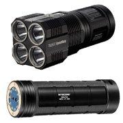 Bundle: Nitecore TM26GT Flashlight CREE XP-L HI V3 LED w NBP52 Battery Pack