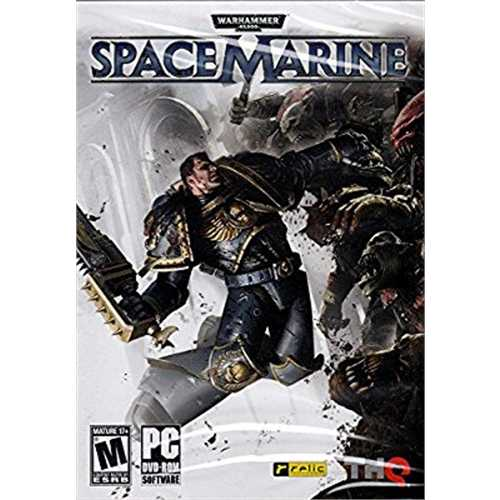 Warhammer 40,000: Space Marine PC Game