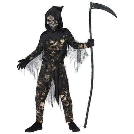 Reaper Boys Costume](Boys Rapper Costume)