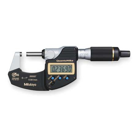 Mitutoyo Electronic Digital Micrometer, 293-185