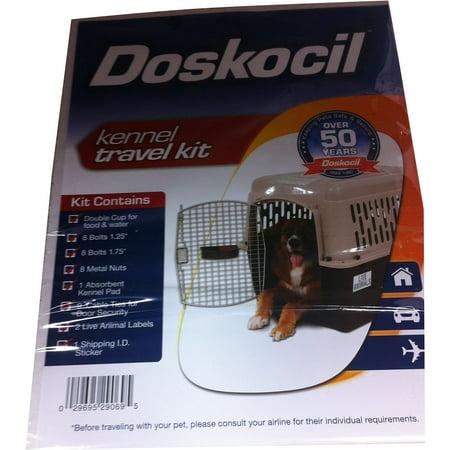 Doskocil Airline Travel Kit For Pets