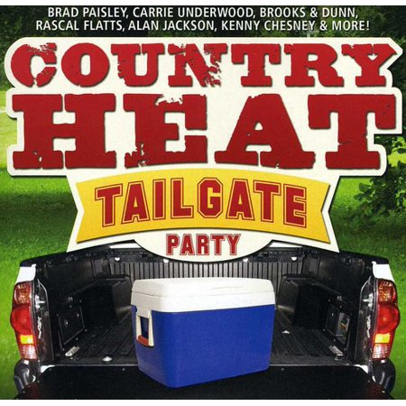 Country Heat Tailgate Party (Tailgating Music)