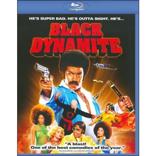 Black Dynamite (Blu-ray) (Widescreen)
