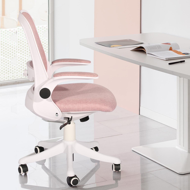 Vecelo Big And Tall Executive Chair Mesh Office Chair With Adjustable Arms Walmart Com Walmart Com